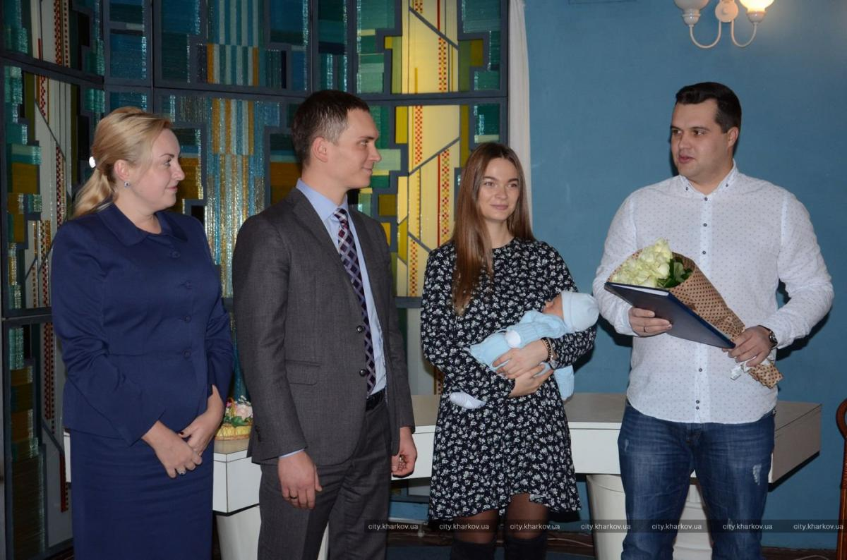 Register the place of residence of the newborn child is now possible in the departments of the Registry office of the city
